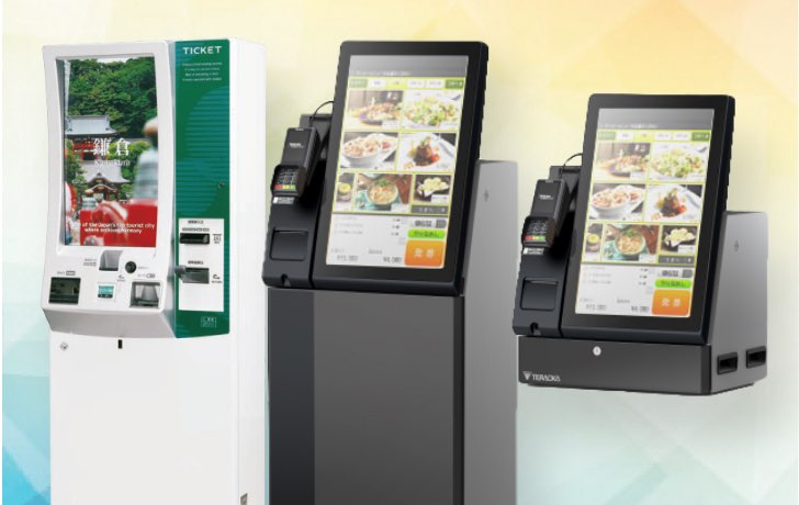 キャッシュレス(QR決済)対応券売機
